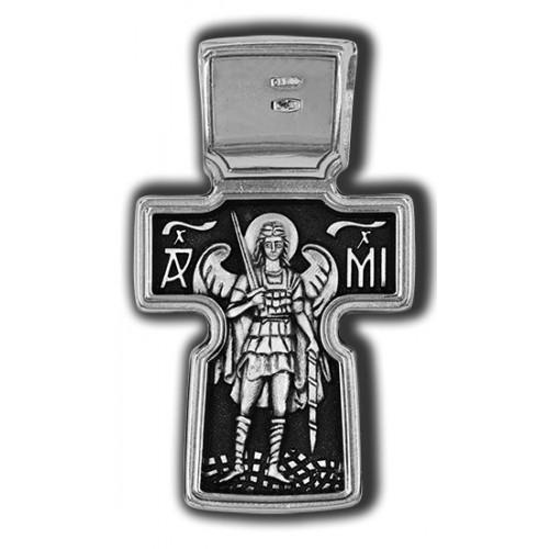 Православный крест. Распятие Христово. Архангел Михаил 08051