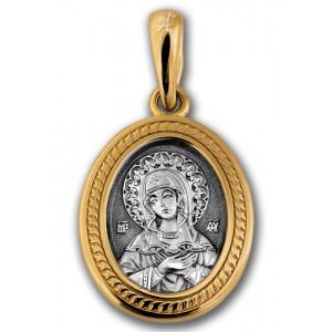 Икона Божией Матери «Умиление» Серафимо-Дивеевская 102.068