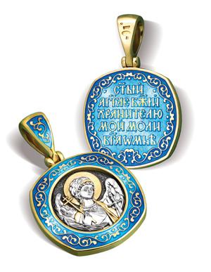 Православные изделия с эмалью