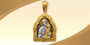 Тихвинская икона Божией Матери, по преданию, одна из икон, написанных святым апостолом и Евангелистом Лукой.