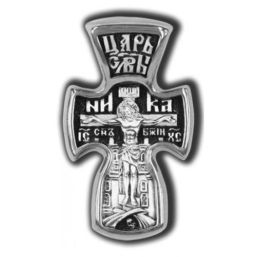 Распятие Христово. Покров Пресвятой Богородицы 18047