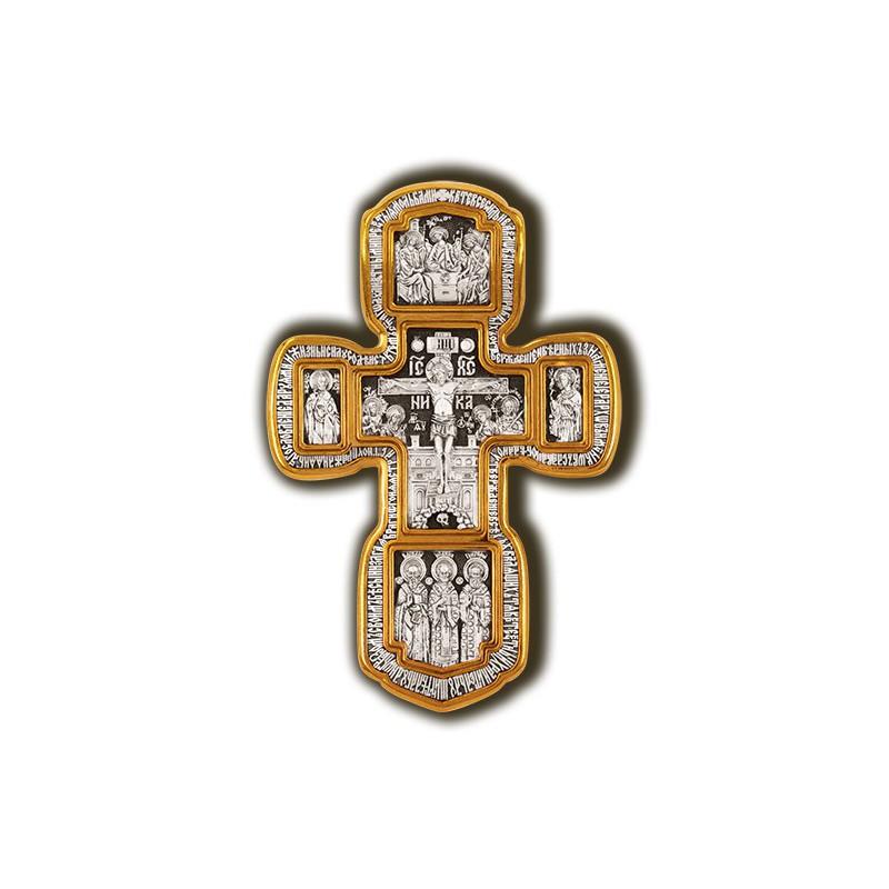 Толгская икона Божией Матери. Николай Чудотворец. Святитель Спиридон, мученик Трифон. Святая Троица