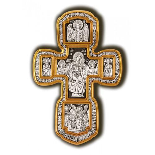 Нательный крест. «Толгская» Богородица. Почитаемые Святые