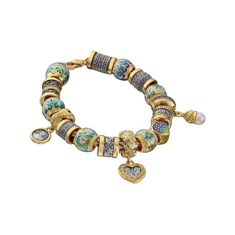 Создайте свой уникальный браслет с православными бусинами