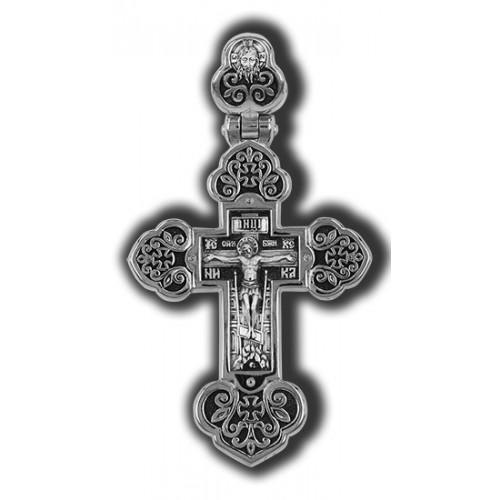 Православный крест. «Распятие. Ангел Хранитель» 18361