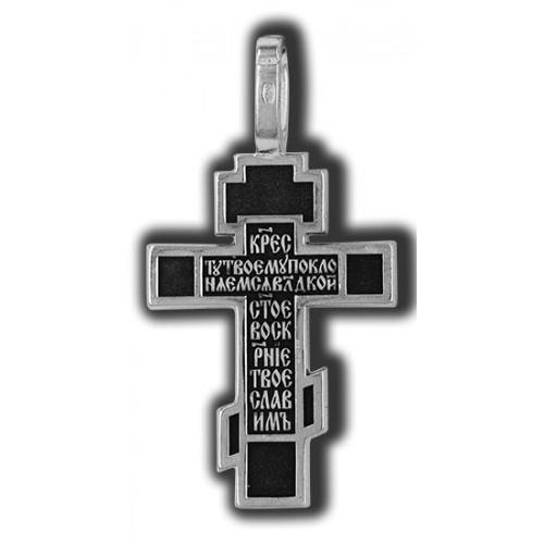 Православный крест. Распятие Христово. Молитва Кресту 08367