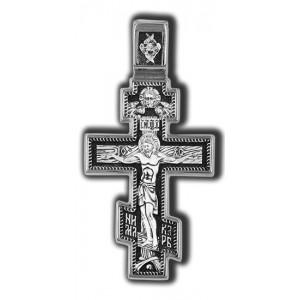 Православный крест. Распятие Христово. Архангел Михаил 08097