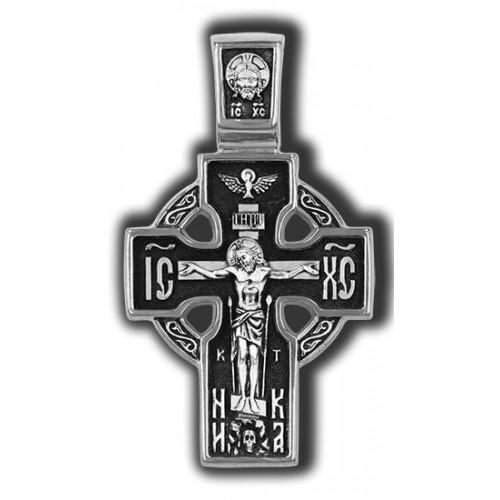 Православный крест. Распятие Христово 08067