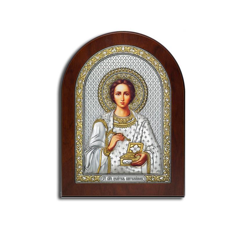 Святой Пантелеимон Целитель. Икона Арт. Ф-СП