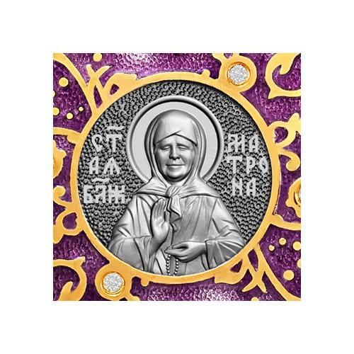 Образок «Святая Преподобная Матрона Московская»