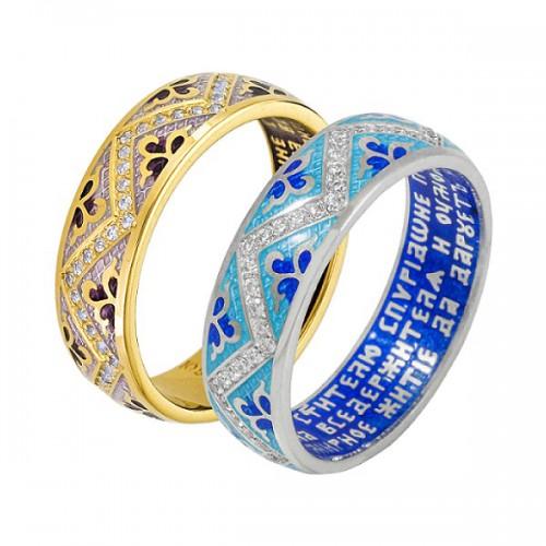 Кольцо «Святитель Спиридон Тримифунтский» 03.081