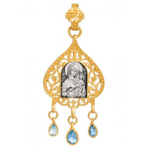 Икона Божией Матери Одигитрия «Псково-Печерская»