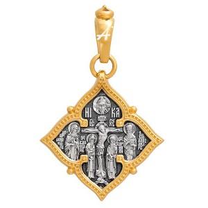 «Распятие. Богородичная Пасха» 102.298