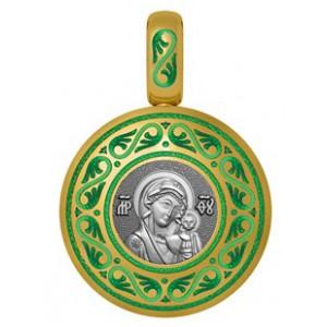 Казанская икона Божией Матери. Ангел Хранитель 01.101-1