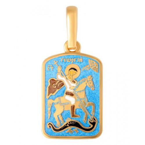 Образ Святой Георгий 738-2