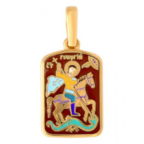 Образ Святой Георгий 738-1