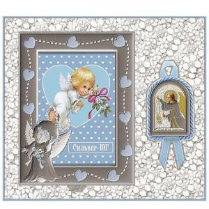 Икона Ангел-Хранитель. Фоторамка. Подарочный набор
