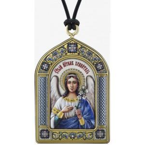 Подвесная икона Ангел Хранитель