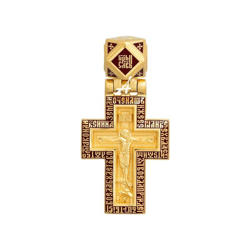 Крест Распятие Христово. Молитва «Отче наш»