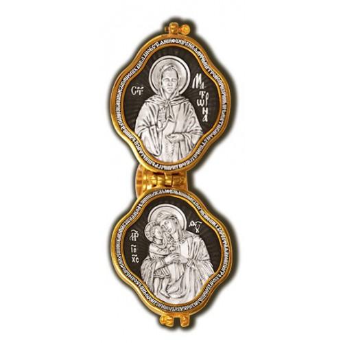 Святая Матрона. Божия Матерь Взыскание погибших. Молитва Богородице