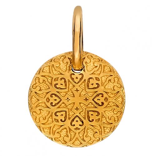 Нательная иконка образок «Святой Николай Чудотворец» 02.121