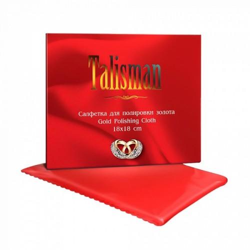 Talisman — салфетка для очистки золота (18х18 см)
