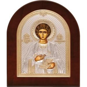 Святой Пантелеимон Целитель. Икона Арт. 733 OVX-B