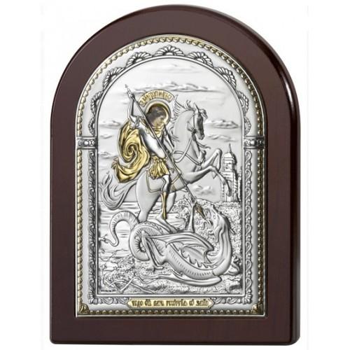 Святой Георгий Победоносец. Икона Арт. И-ДР-ЧГП