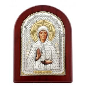 Икона Святой Блаженной Матроны Московской И-ДР-ММ