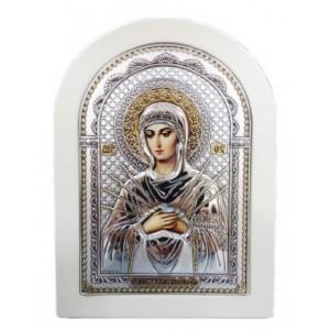 «Семистрельная» икона Божией Матери. Арт. И-Д(Б)Р-СБМ