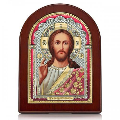 Икона Господь Благословляющий. Арт. И-ДРЦ-ИХ