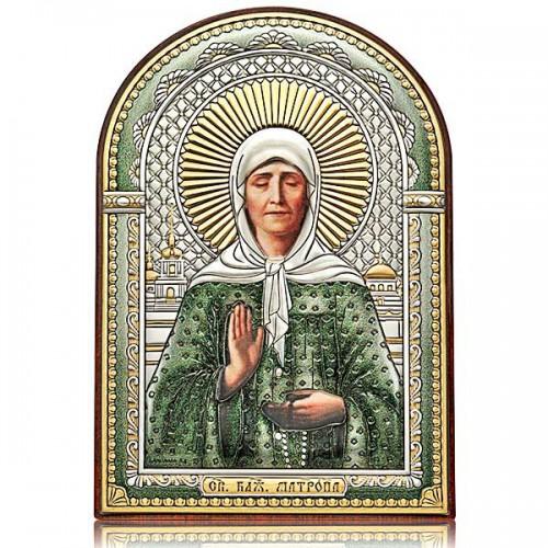 Икона Святой Матроны Московской. Арт. И-ДЦ-ММ