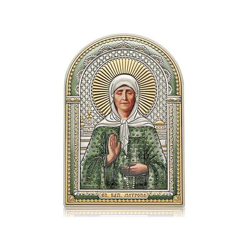 Икона Святой блаженной Матроны Московской