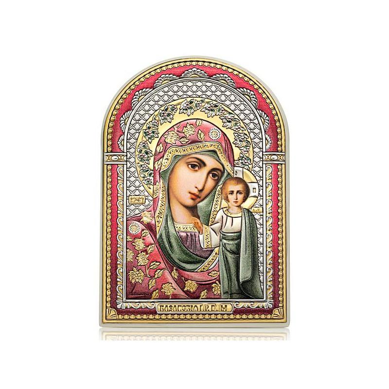Казанская икона Божией Матери. Арт. И-Д(Б)-КМБ