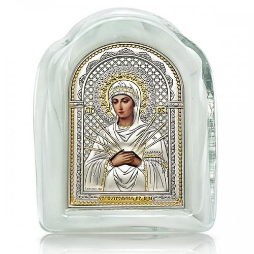 «Семистрельная» икона Божией Матери