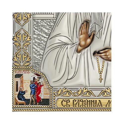 Икона Святой блаженной Матроны Московской. Арт. И-ДРП-ММП