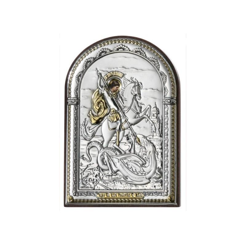 Святой Георгий Победоносец. Икона Арт. И-Д-ЧГП