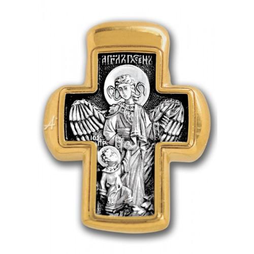 «Распятие. Ангел Господень. Иоанн Предтеча» 101.005
