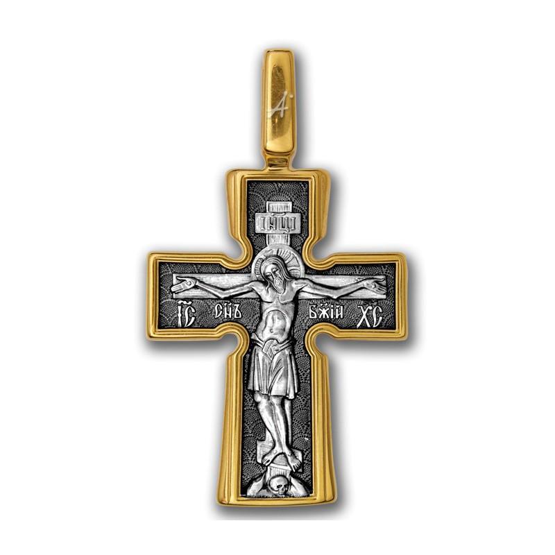 «Распятие Христово. Божия Матерь «Воплощение». Пять святителей» 101.039