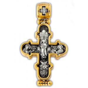 Преображение Господне. Икона Божией Матери «Валаамская»