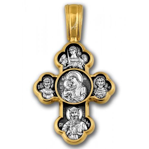 Крестовоздвижение. Донская икона Божией Матери
