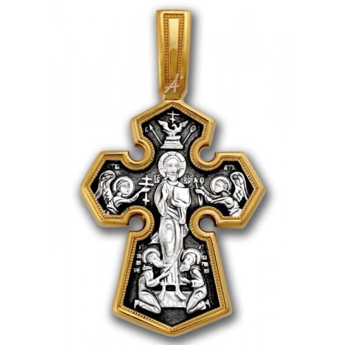 Господь Вседержитель. Икона Божией Матери «Седмиезерная» 101.208