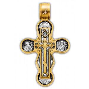 Голгофский крест. Икона БМ «Нерушимая Стена» 101.260