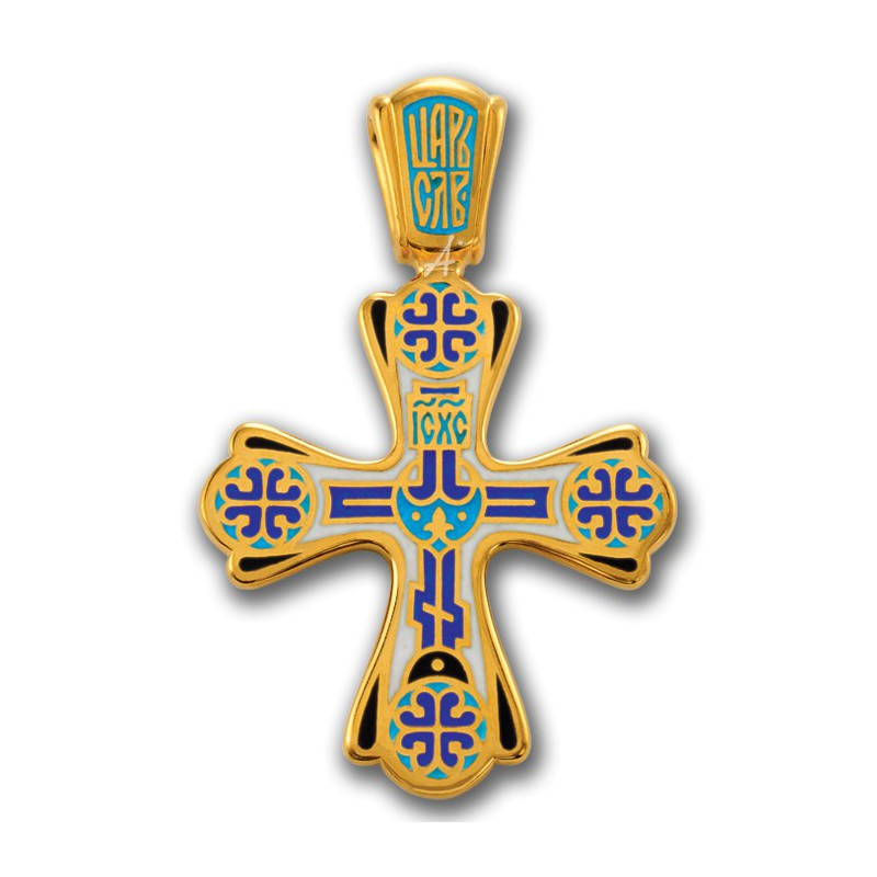 Крест Голгофа. «Чудись Божию Чудному Чуду»