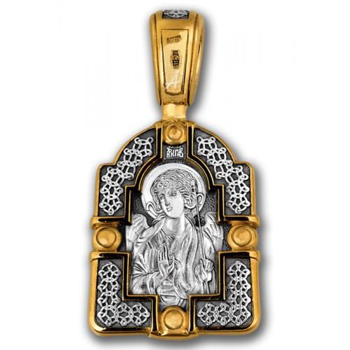 Икона Божией Матери «Достойно есть». Архангел Гавриил 102.076