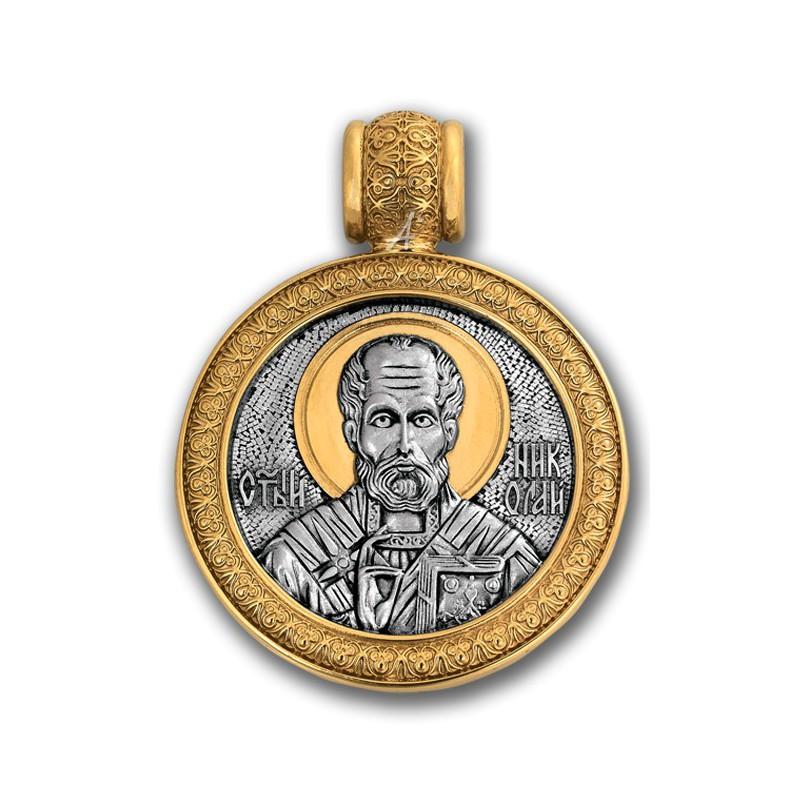 Святитель Николай Чудотворец. Чудо о трех корабельщиках