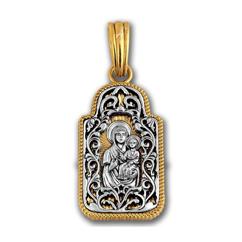 Смоленская икона Божией Матери. Молитва Богородице