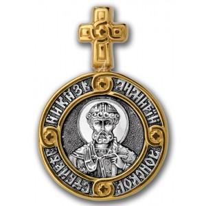 Святой благоверный кн. Димитрий Донской. Ангел Хранитель 102.104