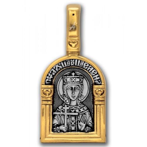 Св. равноапостольная царица Елена. Ангел Хранитель 102.119