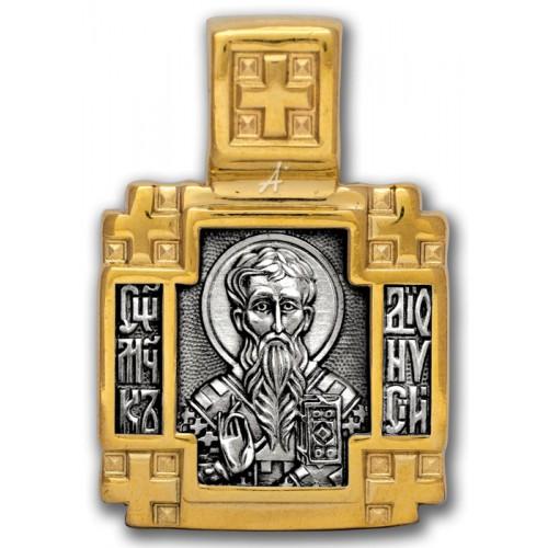 Образ Священномученик Дионисий Ареопагит. Ангел Хранитель